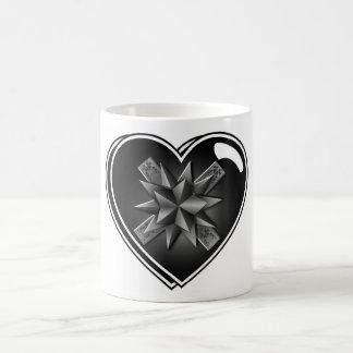 HEART SHAPED GIFT BOX COFFEE MUG