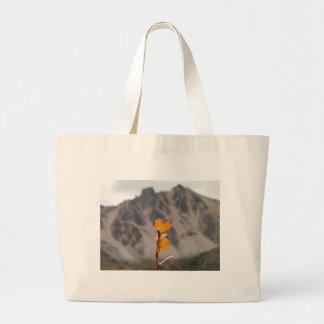 Heart-Shaped Leaf Large Tote Bag