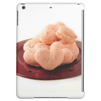 Heart Shaped Macrons Cover For iPad Air