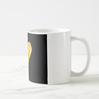 Heart Shaped Potato Chip Coffee Mug