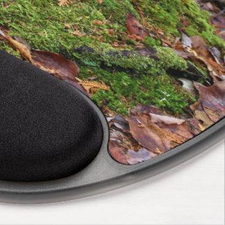 Heart-Shaped Rock Gel Mouse Pad