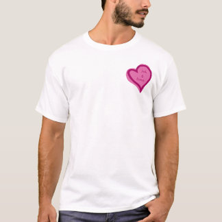 Heart Shirt pocket