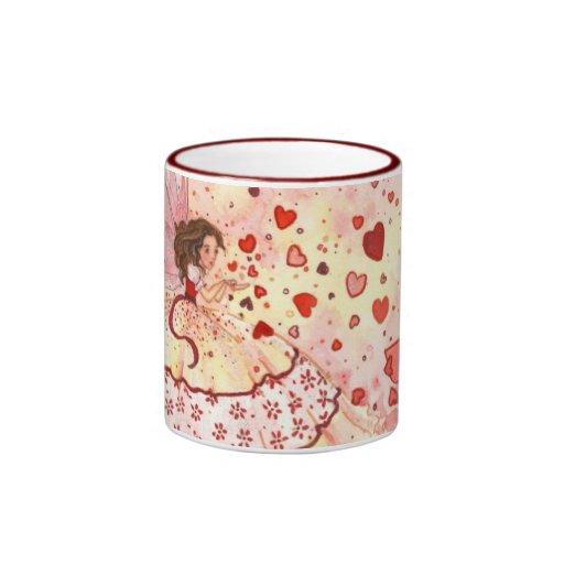 Heart Shower Mug