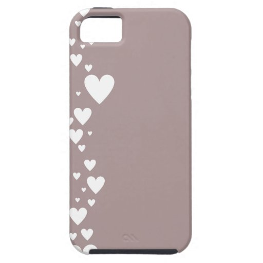 Heart Side III iPhone 5 Cases