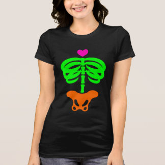 Heart Skelly Top