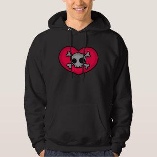 Heart&Skull Hoodie