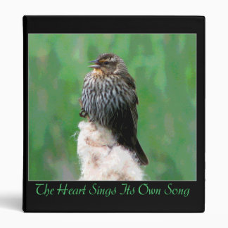 Heart Song Binders
