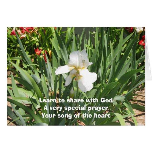 Heart Song Haiku Card