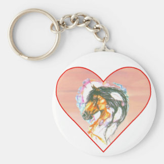 HEART SONG KEYCHAIN