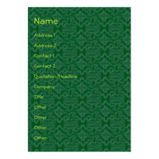 Heart Song Large Business Cards (Pack Of 100)