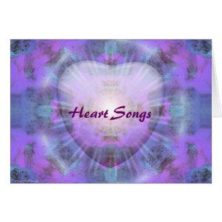 Heart Songs Cards