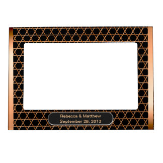 Heart & Soul - Copper (Personalized) Magnetic Photo Frame