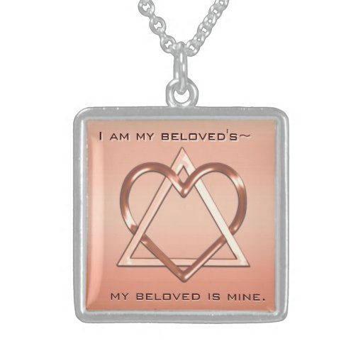 Heart & Soul Copper (Personalized Necklace)
