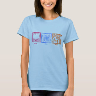 Heart Soul Might T-Shirt