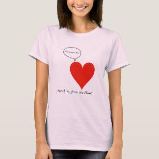 Heart Speaks T-Shirt