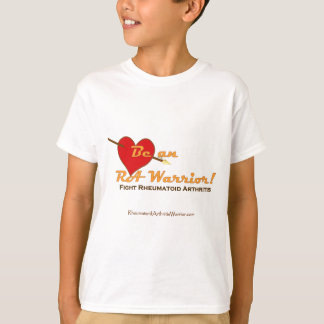 Heart & spear: Be an RA Warrior T-Shirt