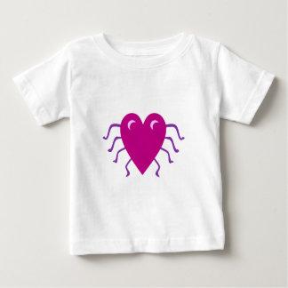 Heart spider heart SPI that Baby T-Shirt
