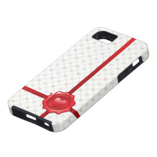 Heart Stamp 1 Case-Mate Case