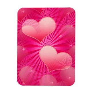 Heart Star  Premium Magnet Magnets