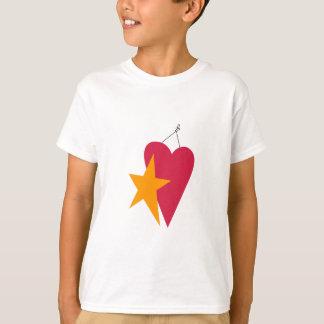 Heart & Star T-Shirt