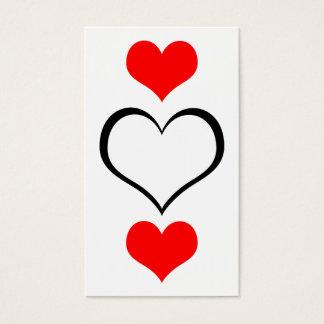 heart stax business card