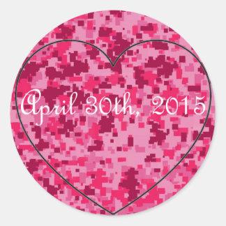 Heart Sticker Option 3