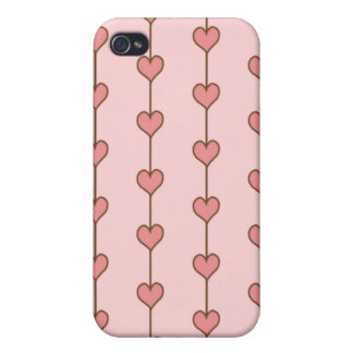 Heart Strings iPhone 4 Cover