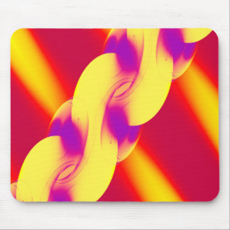Heart Strings Mouse Pad