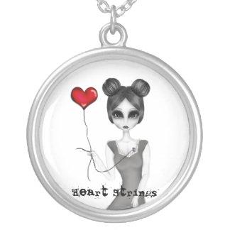 Heart Strings Custom Jewelry