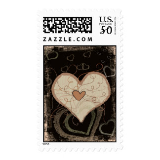 Heart strings - Postage