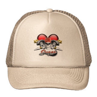 Heart Sugar Trucker Hat