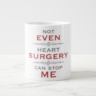 Heart Surgery Humor Large Coffee Mug