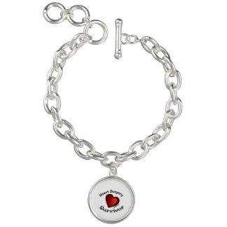 Heart Surgery Survivor Bracelets