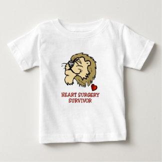 Heart Surgery Survivor Lion Tee Shirt