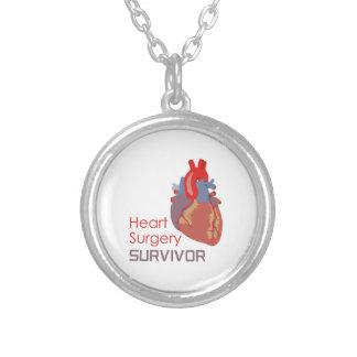 HEART SURGERY SURVIVOR CUSTOM JEWELRY