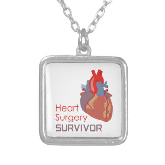 HEART SURGERY SURVIVOR PENDANTS