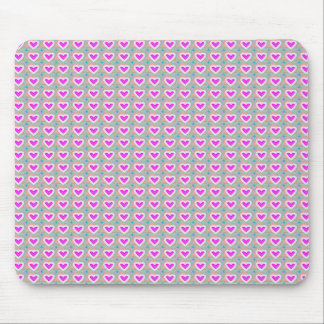 Heart SweetHeart Pink Collection gifts Mouse Pad