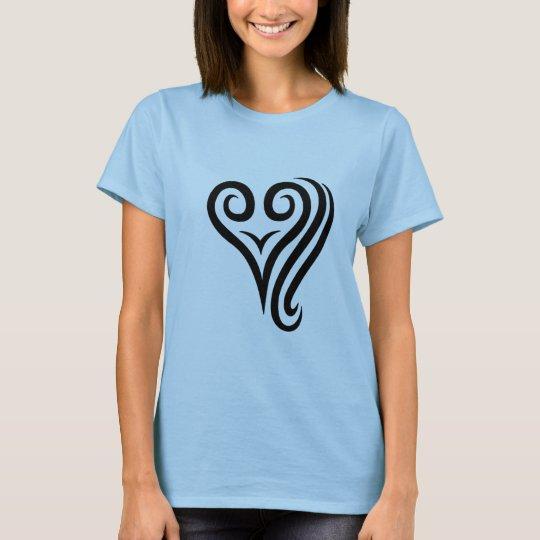 Heart Swirl T-Shirt