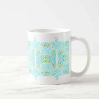 Heart Swirls Coffee Mug