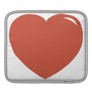 Heart Symbol iPad Sleeves