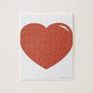 Heart Symbol Jigsaw Puzzle