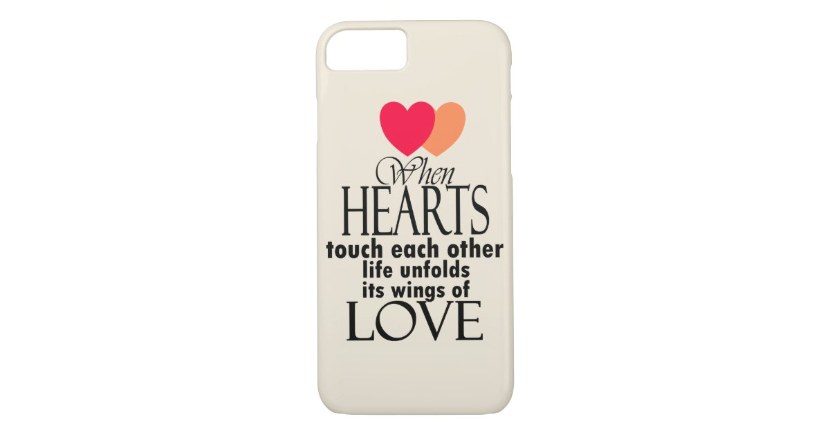 Heart Symbol Love Famous Quote On Iphone Cases Case Mate Iphone Case