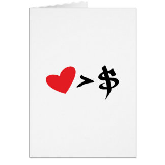 heart t cards