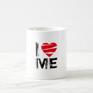 Heart t heart mug