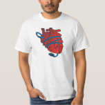 basic,t shirt,heart,machine,electric,wire,biology