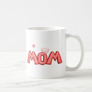 Heart T-shirts and Gifts For Mom Coffee Mug