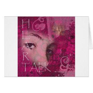 HEART TALK CARD