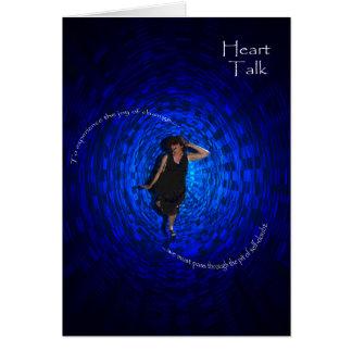 Heart Talk - Change Card