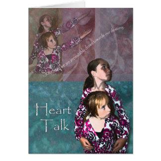 Heart Talk - Destiny Card