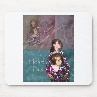 Heart Talk - Destiny Mouse Pad